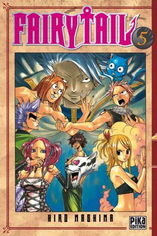 005-Fairy Tail