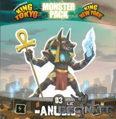 King of Tokyo - Monster Pack #3