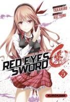 005-Red eyes Sword Zero