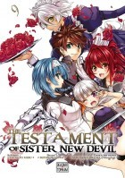 009-Testament of sister new devil