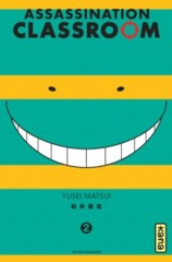 002- Assassination Classroom