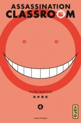 004- Assassination Classroom