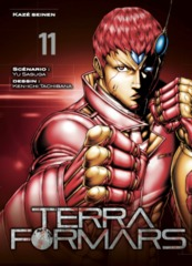 011-Terra Formars