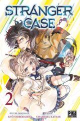 002-Stranger case