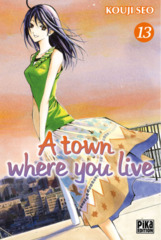013- A Town Where you Live T13