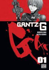 001- Gantz:G