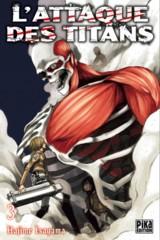 003- Attaque des Titans