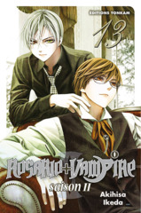 013-Rosario+Vampire saison2