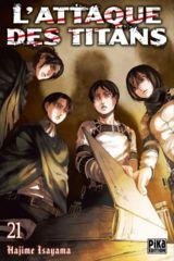 021- Attaque des Titans