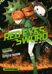 008-Red eyes Sword