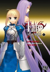 006- Fate Stay Night