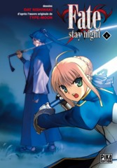004- Fate Stay Night