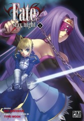 003- Fate Stay Night