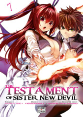 007-Testament of sister new devil