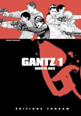 001- Gantz