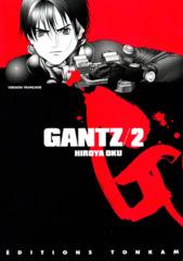 002- Gantz