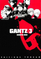 003- Gantz