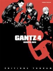 004- Gantz