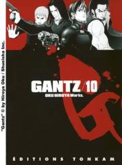 010- Gantz