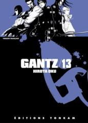 013- Gantz