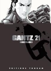 021- Gantz