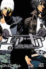 022- Air Gear