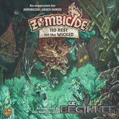Zombicide Green Horde - No Rest for the Wicked