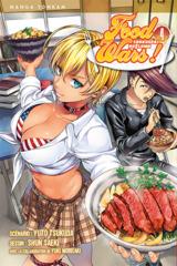 004- Food wars
