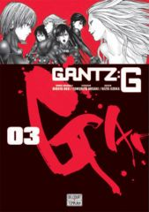 003- Gantz:G