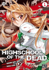 001- Highschool of the Dead