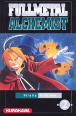 002-Fullmetal Alchemist