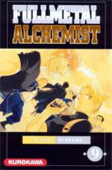 009-Fullmetal Alchemist