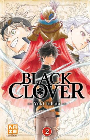 002-Black Clover