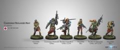 Caledonian Highlander Army (Starter Pack)