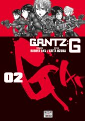 002- Gantz:G