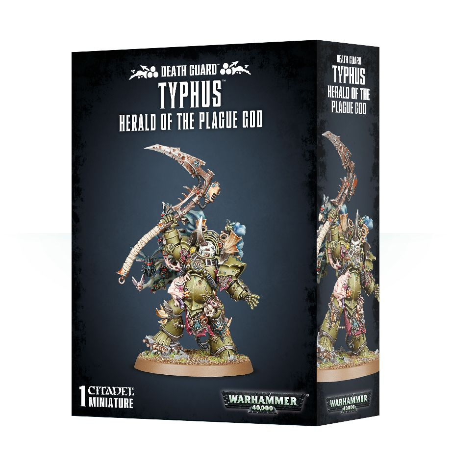 Typhus, Herald of the Plague God