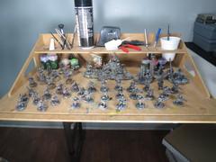 Lot de Imperial Guard