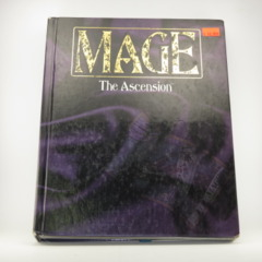 Mage: The Ascension Second Edition