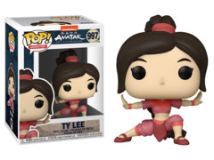 Animation Series - #997 - Ty Lee (Avatar The Last Airbender)