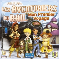 Les aventuriers du rail: Mon premier Voyage