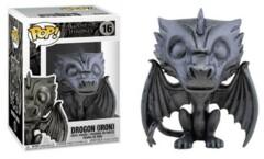 Game of Thrones Series - #16 - Drogon (Iron)