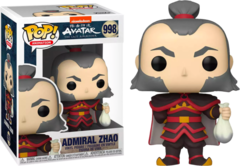 Animation Series - #998 - Admiral Zhao (Avatar The Last Airbender)