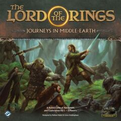 Lord of the Ring: Journeys in Middle Earth