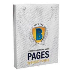 9-Pocket standard card binder 100 pages