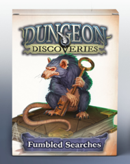 Dungeon Discoveries: Fumbled Searches Deck