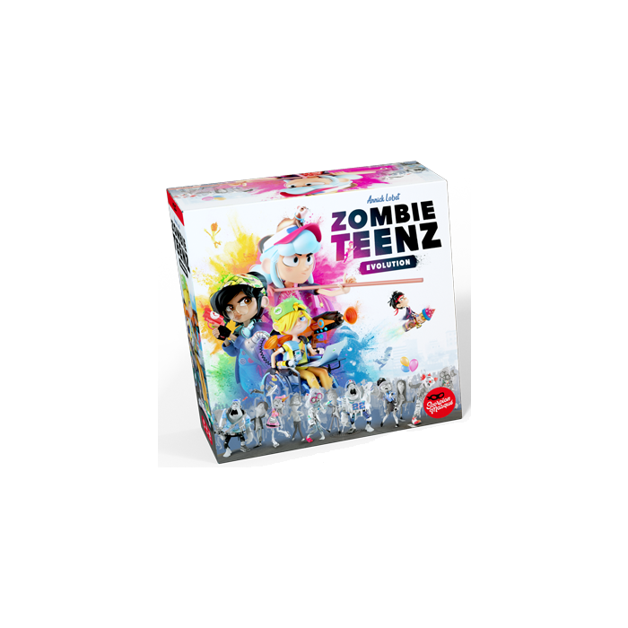 Zombie Teenz Evolution FR