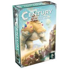 century Golem Edition: An Endless World