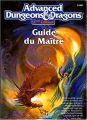 AD&D Guide du Maitre 2e édition