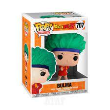 Funko Pop! Vinyl Figure - Animation Dragon Ball Z 707 Bulma