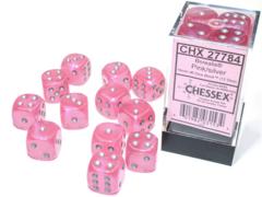 BOREALIS 12D6 PINK/SILVER 16MM LUMINARY CHX27784